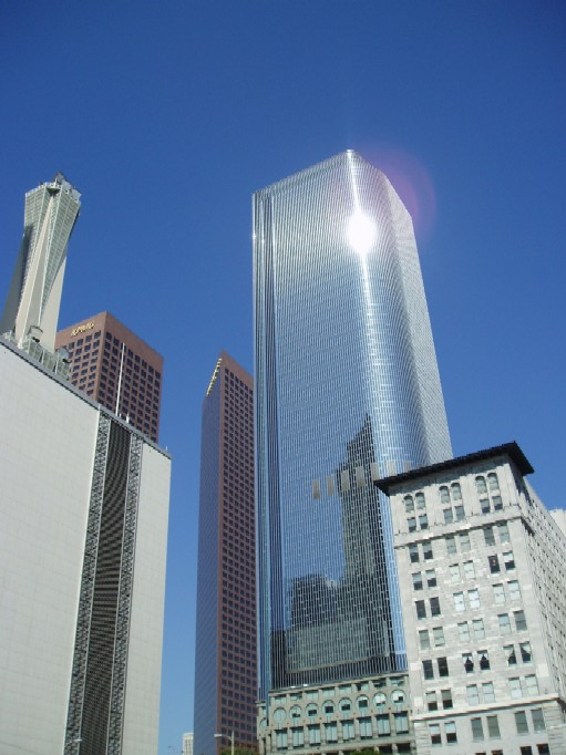 Downtown LA Towers